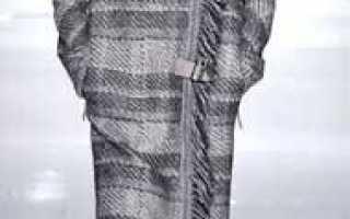 Самая простая выкройка пальто. Как правильно сшивать оригинальное пальто пользуясь своими руками