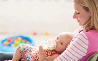 Вскармливание детей до года. Питание детей первого года жизни: современные подходы