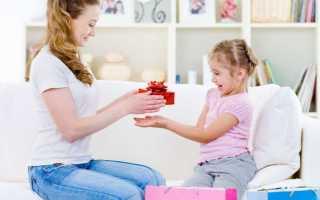 Лучшие идеи подарков на день рождения дочери. Что подарить дочке на день рождения