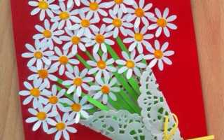 Поздравления на день матери. Идеи создания открыток с розами на день матери своими руками