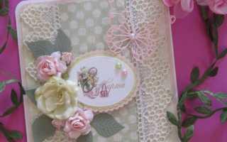Цветы открытка к 8 марта своими руками. Необычная открытка в стиле скрапбукинга
