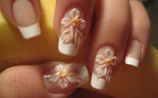 Как делать наращивание акрилом в домашних условиях. Правильное наращивание ногтей акрилом дома
