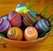 Как необычно украсить пасхальное яйцо. Идеи украшения яиц на пасху своими руками