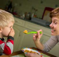 Ребенок 1.5 года отказывается есть. Что делать, если малыш отказывается от еды