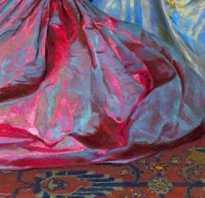 Ваше платье изысканно ваша тальма лазорева. Анализ стихотворения Северянина «Кензели»