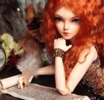 Мастер-класс по созданию шарнирной куклы. Как делаются шарнирные куклы своими руками