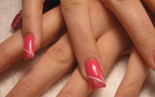 Нарощенные ногти идеи. Дизайн нарощенных ногтей — последние тенденции, фото идеи