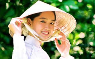 Вьетнамские головные уборы. Вьетнамская шляпа нон. Простой вариант изготовления шляпы