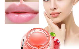 Как сделать объемные губы в домашних условиях. Как сделать пухлые губы в домашних условиях