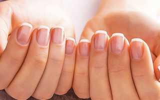 Можно ли по ногтям определить заболевание. Определение болезней по ногтям рук