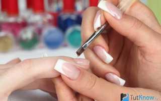 Как отбелить ногти в домашних условиях – лучшие методы. Отбеливаем ногти в домашних условиях