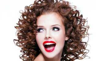 Химия на длинные волосы – все типы завивки с фото. Все виды химических завивок волос