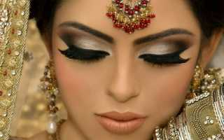 Как красятся восточные женщины. Восточный макияж глаз — самый обворожительный взгляд