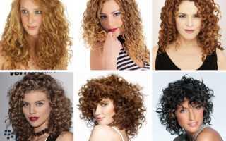 Прическа химия на средние волосы. Завивка на кончиках. Особенности завивки на средние волосы