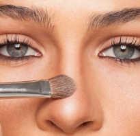 Как сделать макияж чтобы нос казался меньше. Как сделать коррекцию носа макияжем