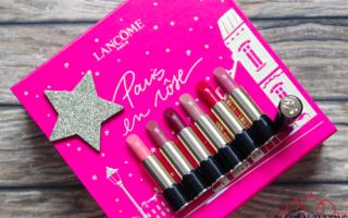 Lancome L'Absolu Rouge Renovation: обзор, свотчи, макияж. Губная помада Lancome