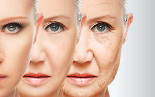 Первые признаки старения у женщин. Первые признаки старения лица: что выдает возраст