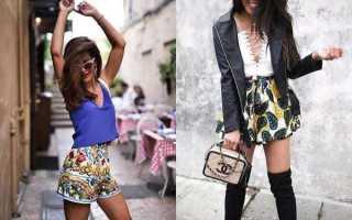 Дениму дорогу: модные джинсовые шорты на лето и с чем их носить. Как и с чем носить женщине шорты