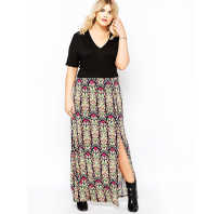 Юбки на зиму для полных женщин. Длинные юбки для полных женщин – модно и удобно