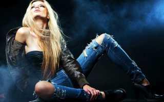 Как порезать джинсы дома. Как красиво порезать джинсы: мастер-класс по созданию стильной одежды