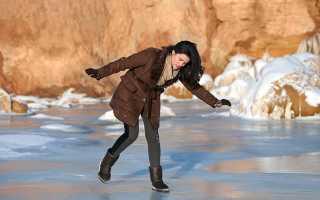 Что наклеить на обувь против скольжения. Что сделать, чтобы подошва сапог не скользила зимой