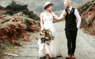 Выездная регистрация в стиле бохо. Идеи оформления свадьбы в стиле «бохо» – свежий взгляд