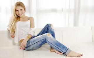 Как растянуть джинсы в домашних условиях. Как можно растянуть джинсы в длину в домашних условиях