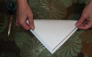 Как делать снежинки из бумаги шаблоны. Как вырезать снежинку из бумаги своими руками поэтапно