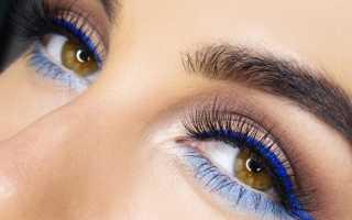 Как подводить глаза карандашом просто, быстро и красиво. Как подводить глаза карандашом для век