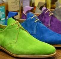 Чем покрасить замшевые туфли. Как покрасить замшу в домашних условиях самостоятельно