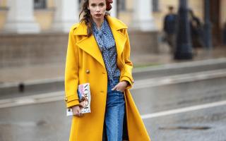 Как стильно одеваться осенью женщине. Что носить осенью: модная осенняя одежда — фото идеи