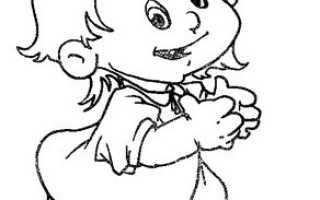 Пальчиковые игры для детей. Пальчиковые развивающие игры для малышей в стихах