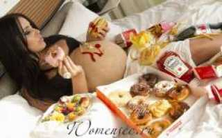 Что можно кушать во время беременности. Как правильно питаться беременным и кормящим мамам
