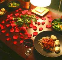 Романтический вечер для двоих дома. Идеи как устроить романтику любимому человеку