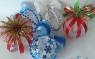 Оригинальные поделки на новый год своими руками. Подарки на новый год: идеи и пошаговые инструкции