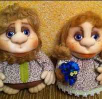 Поделки из капроновых колготок своими руками. Как сделать куклу и игрушки из носков