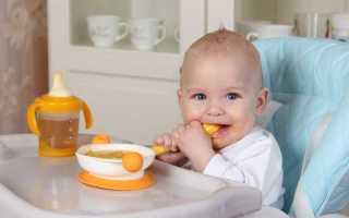 Меню для малыша 7. Какие продукты и сколько должны быть в меню семимесячного ребенка