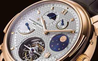 Самые дорогие мужские часы в мире. Часовая роскошь. ТОП самых дорогих часов в мире
