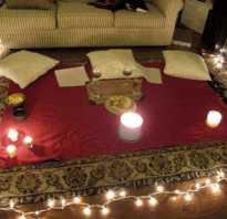 Какие романтические вечера можно устроить. Романтик для мужа: секреты счастливых жен