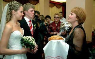 Наставление молодым и родителям на свадьбе. Поздравления на свадьбу от родителей