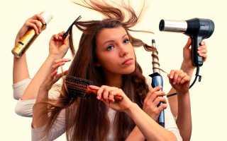 Объем волос в домашних условиях. Как создать прикорневой объем волос в домашних условиях