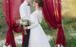 Как организовать выездную регистрацию брака. Выездная церемония: как организовать