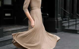 Как подобрать туфли к платью. Как подобрать обувь к платью: фото модных образов