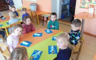 Конструирование в доу. Как подготовить и провести занятие по конструированию в детском саду