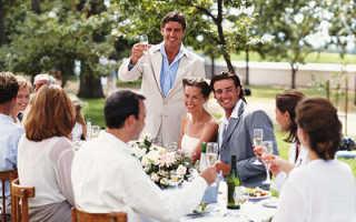 Необычное пожелание на свадьбу. Поздравление на свадьбу от друзей: оригинальные идеи