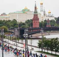За месяц до того, как. Московский марафон: что нужно успеть за месяц до старта