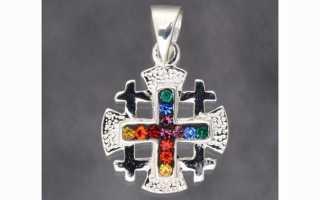 Что привезти из Иерусалима: красная нить, крестик и др. сувениры. Шоппинг в израиле
