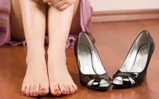 Чтобы обувь не натирала мозоли. Что делать если обувь натирает пятки сзади: советы сапожника