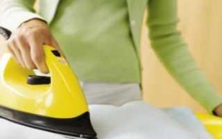 Как убрать блеск от утюга с одежды. Быстро и эффективно ликвидируем лоснящийся блеск на брюках