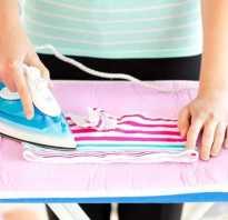 Нужно ли гладить вещи новорожденного? Как правильно гладить детские вещи для новорожденного